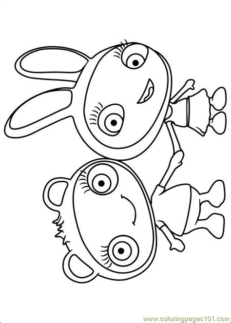 waybuloo  coloring page  miscellaneous coloring pages coloringpagescom