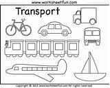 Coloring Land Transportation Preschool Air Worksheet Means Transport Printable Worksheets Pluspng Worksheetfun Sheets Theme Template 1810 Kindergarten Modes Templates Cycle sketch template