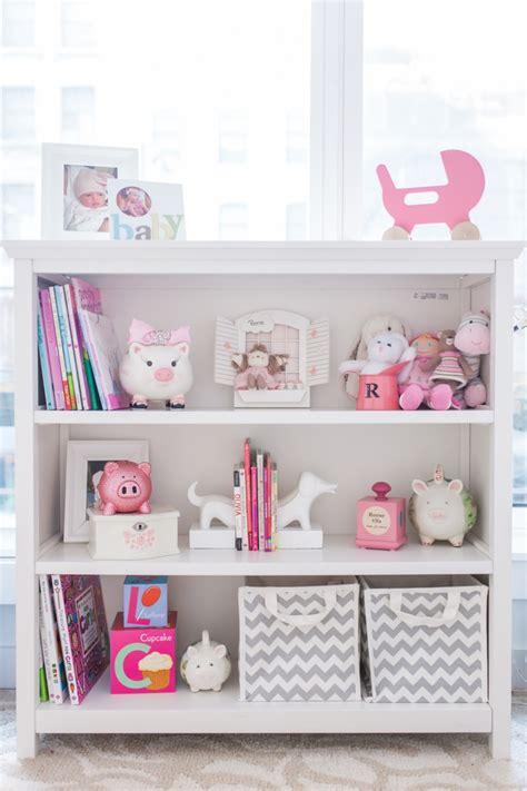 Merchandising Your Baby Girl's Nursery Shelves