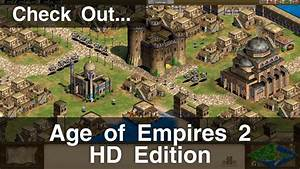 Check Out - Age Of Empires 2 Hd Edition
