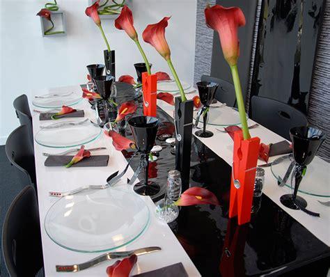 HD wallpapers d coration mariage noir blanc et rouge