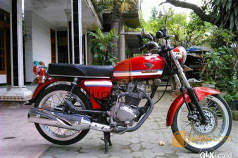 Motor Cb Clasik by Honda Cb 100 Classic Kab Gresik Jualo