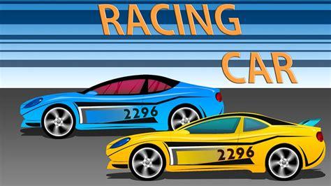 Cartoon Car Chase For Children