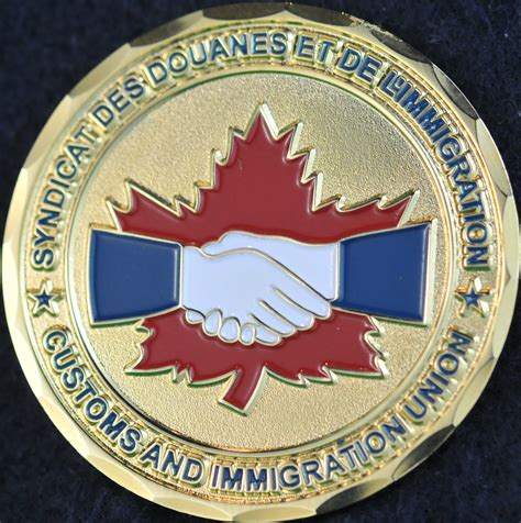 bureau union montreal customs and immigration union montreal challengecoins ca