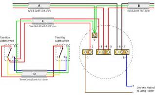 Lamp Wiring Kit Australia by How To Wire A Ceiling Light Ceiling Rose Wiring Diagrams