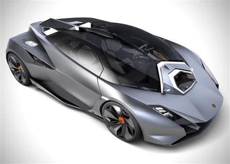 Futuristic Lamborghini Perdigon Concept By Ondrej Jirec