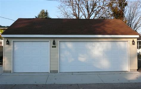Standard Garage Doors Sizes For Your Home Sweet Home