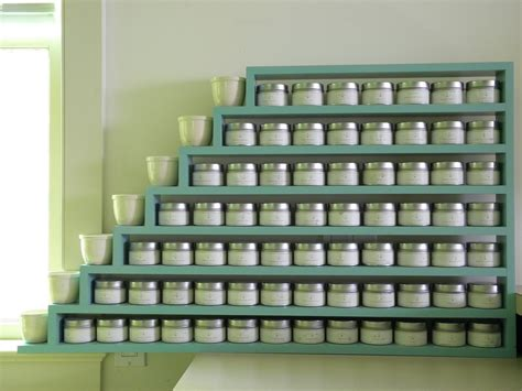 The Spice Rack by Things By David Martha By Mail Spice Rack