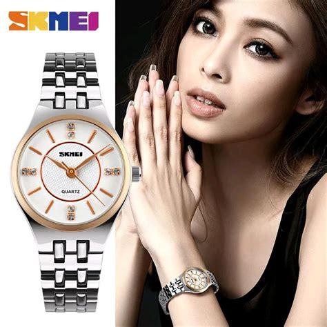 Jam Tangan Casio Cewek Wanita jual jam tangan wanita cewek skmei original model rolex