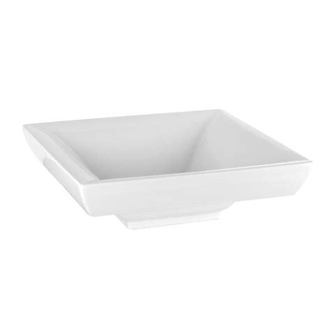 vasque en vasque semi encastr 233 e en c 233 ramique blanc dor 233 mail