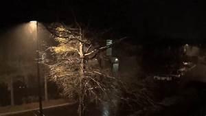Severe Rainstorm & Lightning In Georgia! Extremely Heavy ...