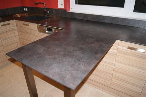 stratifié dans cuisine nos plans de travail pour cuisines intégrées et équipées