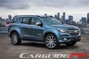 Bangkok Motor Show 2016: Chevrolet Hints at 2017 Colorado ...