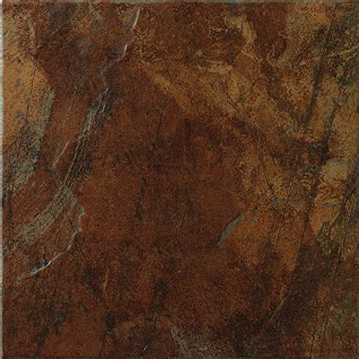 Imperial Tile by Marazzi Imperial Slate 12 X 12 Rust