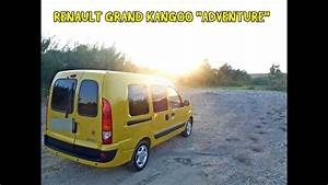 Renault Grand Kangoo  U0026quot Adventure U0026quot  Mini Camper