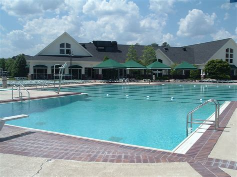 country club swimming pool design athletic club design