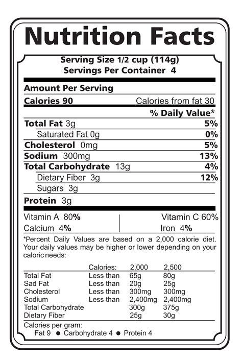 label cuisine perigueux printables nutrition label worksheet agariohi worksheets