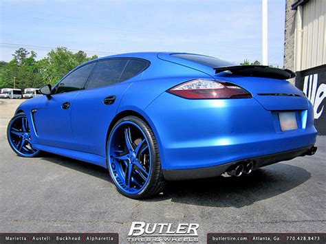 matte blue porsche flickr photo sharing