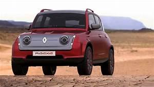 Renault 4l 2017 : new renault 4 l 4x4 concept youtube ~ Medecine-chirurgie-esthetiques.com Avis de Voitures