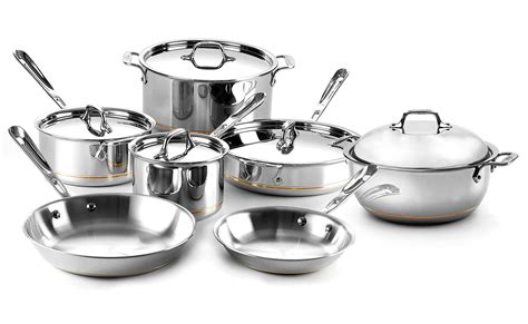 buy   copper core stainless steel cookware