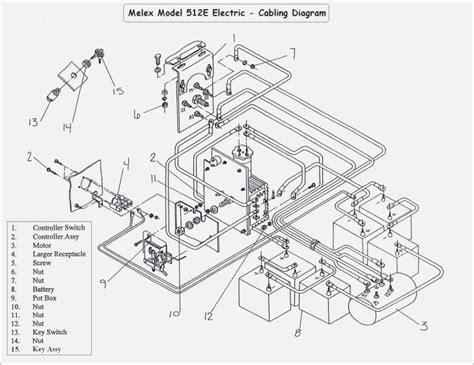 36 volt ezgo wiring diagram engine wiring diagram images