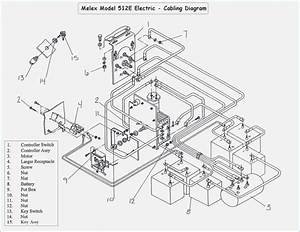 1989 ez go wiring diagram vivresavillecom With par car electric wiring diagrams together with 36 volt club car wiring