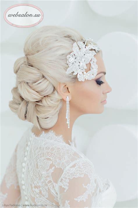 top  stylish bridal wedding hairstyles  long hair