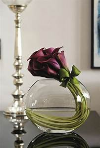 Petit Vase En Verre : le grand vase en verre dans 46 belles photos ~ Teatrodelosmanantiales.com Idées de Décoration