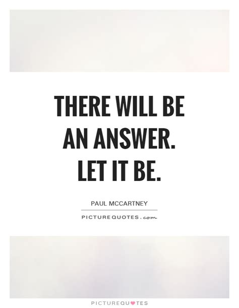 Quote.com | Quote Let It Be Ecosia