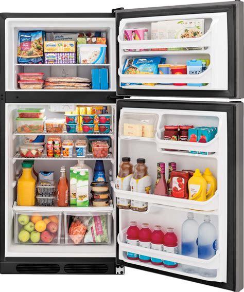 frigidaire ffhtqs   top freezer refrigerator
