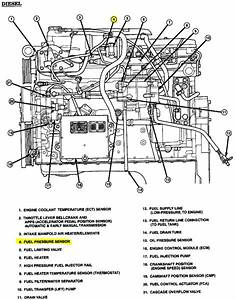 2004 Dodge Ram Diesel Fuel Filter Location