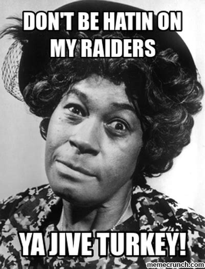 Aunt Esther Meme - raiders
