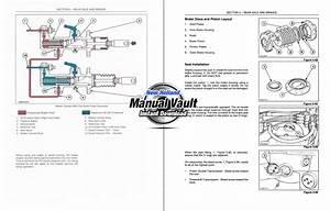 New Holland 555e  575e  655e  675e Backhoe Repair Manual