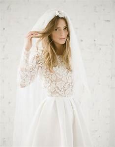 Robe De Mariée Romantique : robe de mariee dentelle romantique rime arodaky 30 robes ~ Nature-et-papiers.com Idées de Décoration
