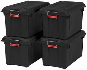 Rugged Plastic Storage Boxes