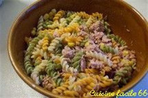 cuisine facile 66 salade de torti au thon