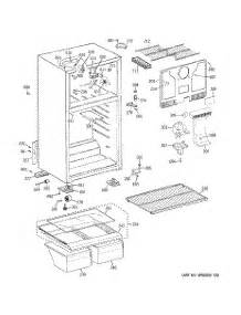 parts  ge gthdbdrww refrigerator appliancepartsproscom