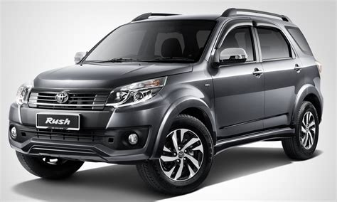 2015 Toyota Rush facelift introduced in Malaysia Image 332375