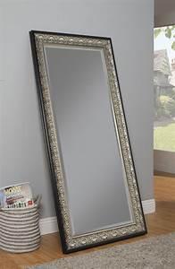 16011, Series, Full, Length, Leaner, Mirror, Sandberg, Furniture