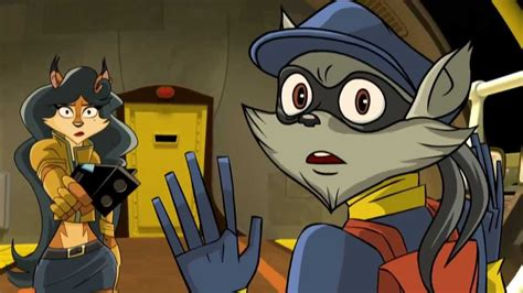 sly cooper thieves  time walkthrough animated