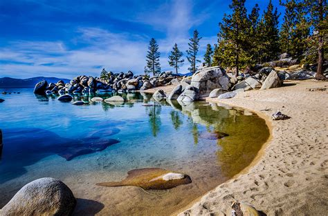lake blue color the story lake tahoe s blue color
