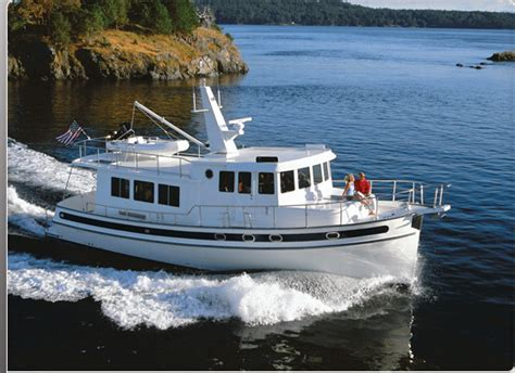 Nordic Boats News by Research 2010 Nordic Nordic Tug 54 On Iboats