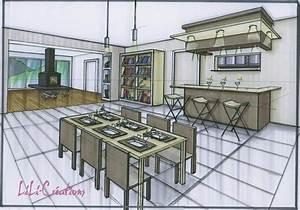 dessin de maison deco interieure idees novatrices de la With idee deco maison neuve 2 decoration interieure decoration maison interieure 69 et 01
