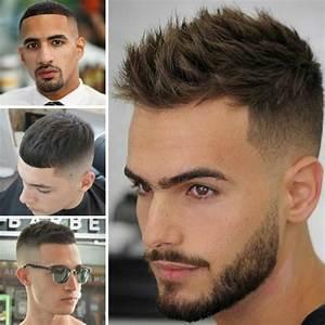 Coupe De Cheveux Homme Tendance : coiffure homme 2018 tendance ~ Dallasstarsshop.com Idées de Décoration