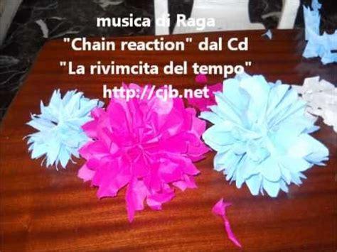tutorialcome fare fiori  carta youtube