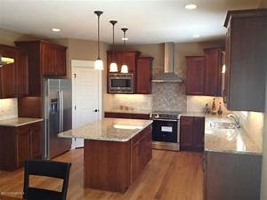 Corner pantry layout of kitchen dream house ideas for Kitchen layout with corner pantry