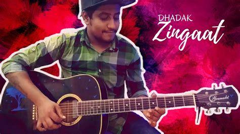 Dhadak / Sairat Guitar Cover