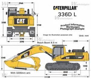 cat excavator sizes caterpillar 336d l caterpillar machinery