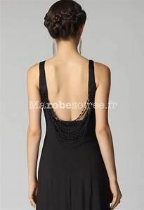 robe de soiree courte dos nu plongeant With robe courte décolleté dos nu
