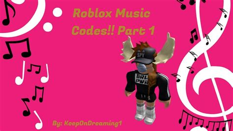 roblox codes part youtube